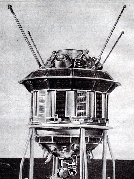 Realism Overhaul Project Luna 3  Lunar Probes amp Docking